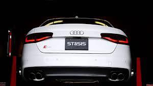 stasis audi s4 stasis b8 s4 3 0t cat back exhaust