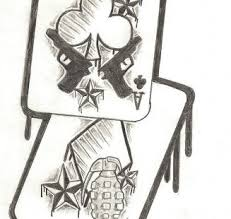 deck of cards tattoo designs 1000 images about cartas on pinterest