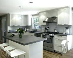 gray kitchen with white cabinets gray and white kitchen cabinets gray and white kitchens photos 4