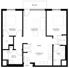 Chalet Bungalow Floor Plans Uk 100 2 Bedroom 2 Bath Floor Plans 2 Bedroom 2 Bath Apartment