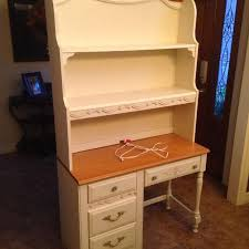 find more broyhill girls desk with lighted bookcase hutch for sale