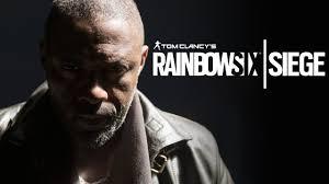 Rainbow Six Siege Starring Idris Idris Elba Conducts The Battlefield In Rainbow Six Siege Live