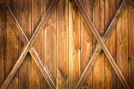 pine wood plank door wall printed fabric backdrops for photo