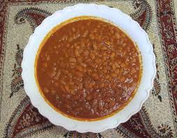loobia chiti pinto beans stew tumbling pots