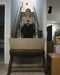 inclined platform wheelchair lifts for stairs and homes butler