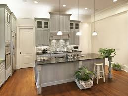 kitchen attractive painted kitchen cabinets two colors