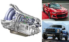 In Which Would You Expect The Best Transmission Of Light 10 Things To Know About The New Ford Gm 10 Speed Automatic