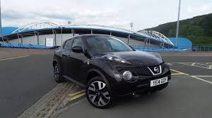 nissan purple 2014 14 nissan juke 1 6 n tec 5dr in purple youtube
