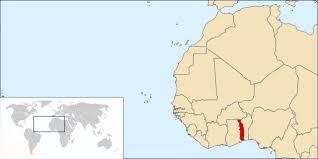 togo location on world map file locationtogo svg wikimedia commons