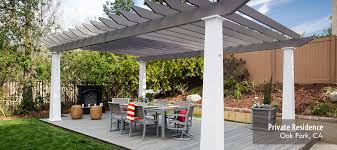 Shade Backyard Structureworks Custom Pergolas And Pergola Kits