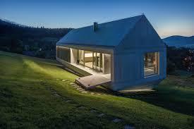Musterhaus K Hen Gestrandete Arche Wohnhaus In Brenna Architektur Reihenhaus