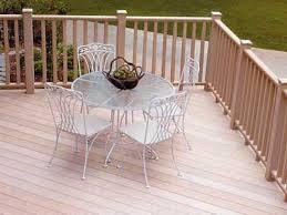 trex composite decking trex decking deck material pvc deck