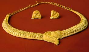 elegant gold necklace designs images Indian gold jewelry designs photosundari jpg