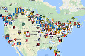 Google Maps Montana Where College Hockey Players Come From Sb Nation College Hockey