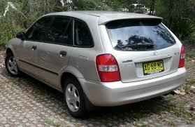 mazda familia 2 0 1999 auto images and specification
