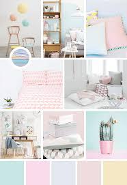 inspiration couleur chambre une dose d inspiration aux couleurs pastel avec moodboard et
