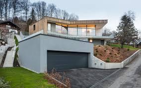 steep slope house plans casa de campo isolada arquitetura pinterest contemporary