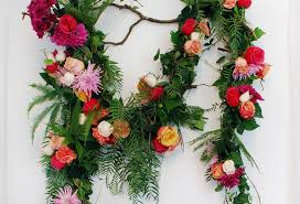 tutorial how to make a fresh flower garland we are scout