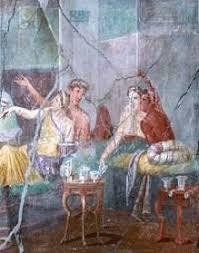 banchetti antica roma una cena nell antica roma