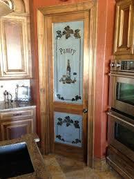 glass cabinet doors home depot glass pantry door home depot juniorderby me