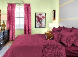 Green Bedroom Wall What Color Bedspread Bedroom In Sweet Green Bedrooms Rooms By Color Color
