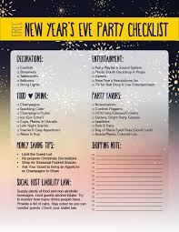 New Year Decoration List by Hosting A New Year U0027s Eve Party American Heritage Insurance Group