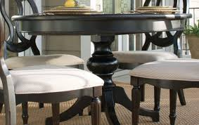 Glass Top Pedestal Dining Room Tables by Dining Room Beautiful Pedestal Dining Room Table Discontinued