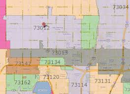 okc zip code map market update edmond 73012 zip code oklahoma city estate