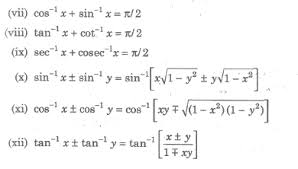 cbse class 12 maths notes differentiation aglasem schools