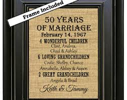 gifts for 50th wedding anniversary framed 40th wedding anniversary gift 40th anniversary