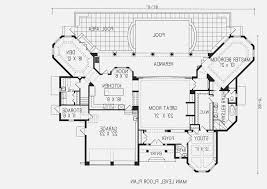courtyard house plan v shaped house plans beautiful center courtyard house plans