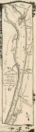 Hudson River Map Lenape Settlement Map Circa 1600 U2013 Croton