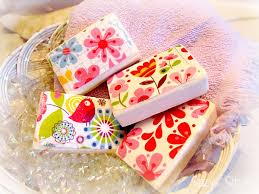 How to make Easy Decorative Soaps