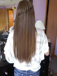 Hochsteckfrisurenen Wasserfall by Braid And Hair Hairstyles For Hair