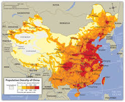 Yellow River Map Southern China Before And During Han Colonization Paradox