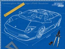 design blueprints lamborghini lp640 blueprint by joel design on deviantart