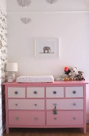 Ikea Hemnes Dresser Hack Real Rooms A Modern Animals Nursery Ikea Hemnes 8 Drawer Chest