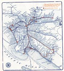 South Los Angeles Map by Citydig Daytrippin U0027 On The Pacific Electric Trolley Los Angeles