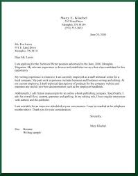 cover letter format cover letter and resume template examples for