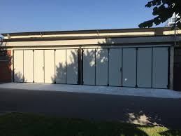 folding garage door commercial folding doors