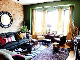Eclectic Living Room Furniture Eclectic Living Room Decorating Ideas Hgtv