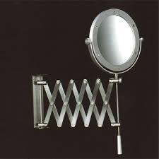 wall mounted extendable mirror bathroom wall mirrors bathroom extendable magnifying wall mirror wall