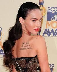 21 unexplainable tattoos temporary