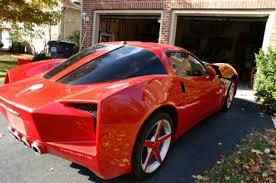 pontiac corvette concept ebay find late model corvette turned stingray concept replica