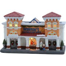 what time does walmart open on thanksgiving holiday village decorations