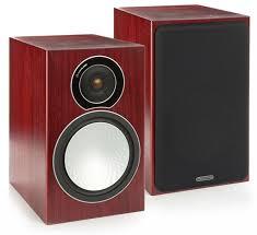 B W Bookshelf Speakers For Sale Monitor Audio Silver 1 Bookshelf Loudspeaker Review