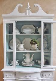 Sideboards Interesting White Hutch Cabinet Dining Room Hutch - White kitchen hutch cabinet