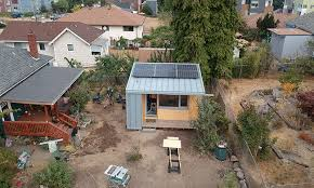 Best Backyards In The World Would You Put A Tiny House For A Homeless Person In Your Backyard