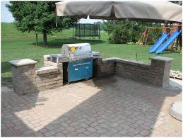backyards wonderful paver patio in a small space brick bordered