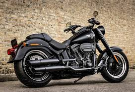 2017 harley davidson fat boy s review